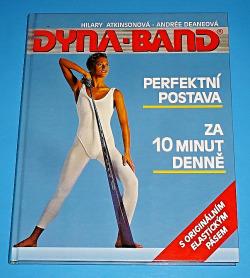 Dyna-Band - Perfektní postava za 10 minut denně obálka knihy