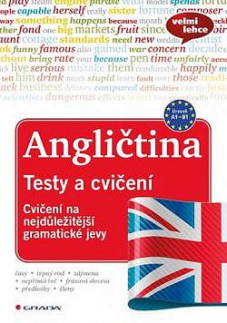 Angličtina - Testy a cvičení obálka knihy
