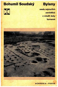 Bylany : osada nejstarších zemědělců z mladší doby kamenné obálka knihy