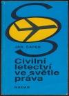 Civilní letectví ve světle práva