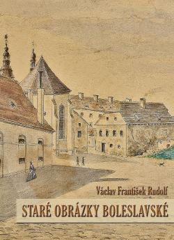 Staré obrázky boleslavské obálka knihy
