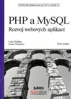 PHP a MySQL obálka knihy