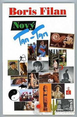 Nový Tam-Tam obálka knihy
