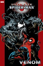 Ultimate Spider-Man: Venom obálka knihy