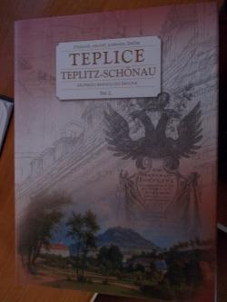 Teplice, Teplitz-Schönau II. Krupskou branou do Šanova