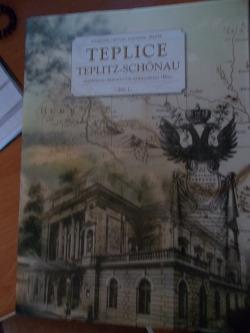 Teplice, Teplitz-Schönau I. Lázeňskou branou na Královskou třídu