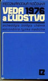 Veda a ľudstvo 1976 obálka knihy