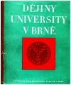 Dějiny university v Brně