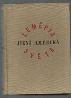 Jižní Amerika - část 2. obálka knihy