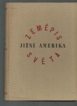 Jižní Amerika - část 1. obálka knihy