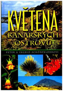 Květena Kanárských ostrovů obálka knihy