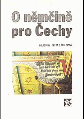 O němčině pro Čechy obálka knihy