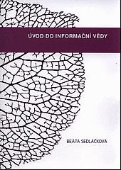 Úvod do informační vědy obálka knihy