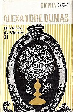 Hraběnka de Charny II obálka knihy