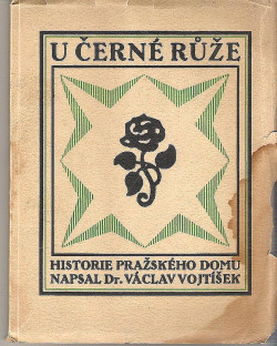 U Černé růže obálka knihy