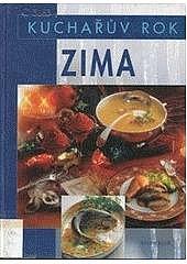 Kuchařův rok - Zima obálka knihy