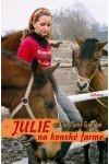 Julie na koňské farmě obálka knihy