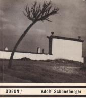 Adolf Schneeberger obálka knihy