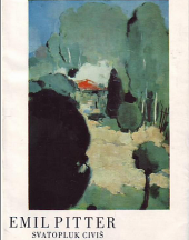 Emil Pitter obálka knihy