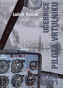 Učebnice pilota vrtulníku PPL (H), část I. obálka knihy