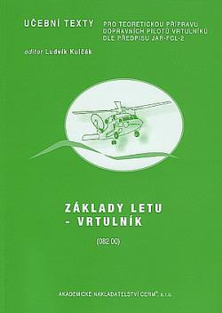 Základy letu - vrtulník - učební texty obálka knihy