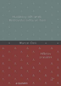 Husákovy děti / Hřbitov prasátek obálka knihy