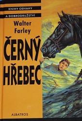 Černý hřebec obálka knihy