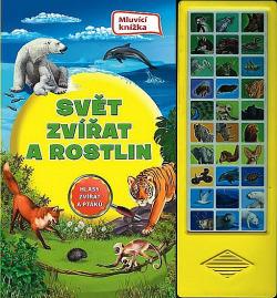 Svět zvířat a rostlin obálka knihy