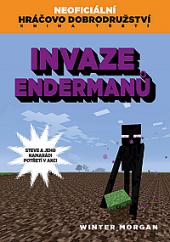 Invaze Endermanů obálka knihy
