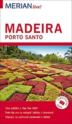 Madeira a Porto Santo obálka knihy