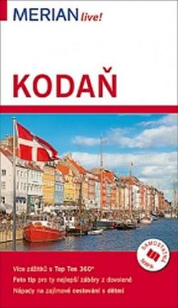 Kodaň obálka knihy