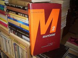 Mapování 2 obálka knihy