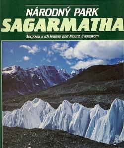Národný park Sagarmatha /Šerpovia a ich krajina pod Mount Everestom/ obálka knihy