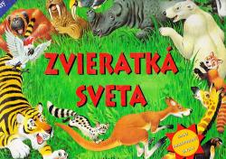 Zvieratká sveta obálka knihy