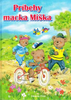 Príbehy macka Miška obálka knihy