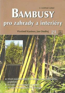 Bambusy pro zahrady a interiéry obálka knihy
