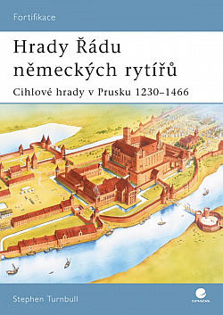 Hrady Řádu německých rytířů obálka knihy