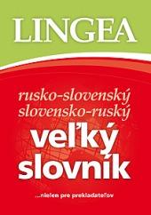 Rusko-slovenský a slovensko-ruský veľký slovník obálka knihy
