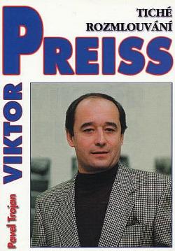 Viktor Preiss obálka knihy