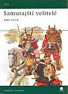 Samurajští velitelé v letech 940–1576