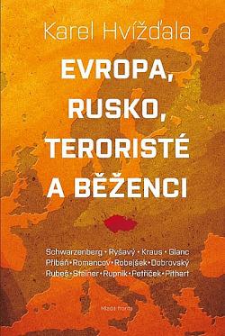 Evropa, Rusko, teroristé a běženci obálka knihy
