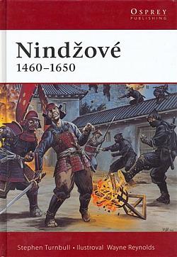 Nindžové 1460 - 1650 obálka knihy