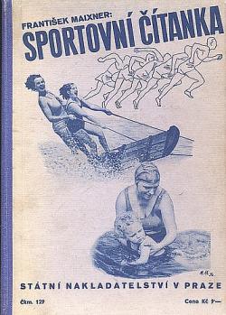 Sportovní čítanka obálka knihy