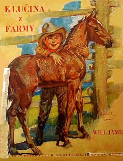 Klučina z farmy obálka knihy
