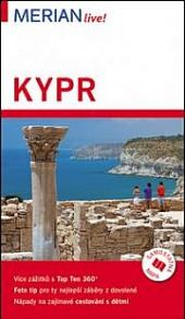 Kypr obálka knihy