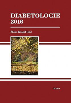 Diabetologie 2016 obálka knihy