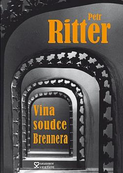 Vina soudce Brennera obálka knihy