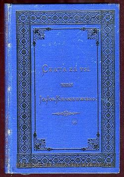 Chata za vsí 1.díl obálka knihy