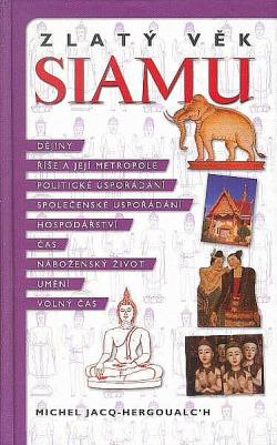 Zlatý věk Siamu obálka knihy