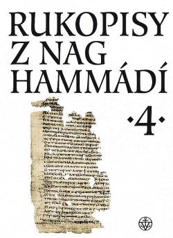Rukopisy z Nag Hammádí 4 obálka knihy